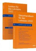 Schönfeld/Plenker, Buchpaket Lexikon für das Lohnbüro und  Steuerhandbuch 2020