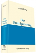 Basty, Der Bauträgervertrag