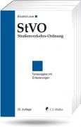 Bouska/Leue, StVO Straßenverkehrs-Ordnung