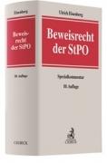 Eisenberg, Beweisrecht der StPO