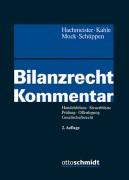 Hachmeister/Kahle/Mock/Schüppen, Bilanzrecht