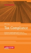 IDW, Tax Compliance