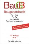 DTV, Baugesetzbuch: BauGB (50. Auflage 2018)