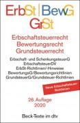DTV, Erbschaftsteuerrecht, Bewertungsrecht, Grundsteuerrecht: ErbSt / BewG / GrSt