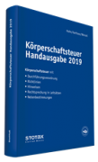 Huhn/Karthaus/Wenzel, Körperschaftsteuer Handausgabe 2019