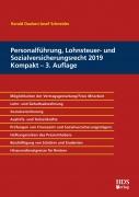 Dauber/Schneider, Personalführung, Lohnsteuer- und Sozialversicherungsrecht 2019 Kompakt