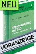 Scheel/Brehm/Holzner, Abgabenordnung und FGO mit Steuerstraf- und Vollstreckungsrecht