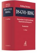 Kühling/Buchner, Datenschutz-Grundverordnung, Bundesdatenschutzgesetz: DS-GVO / BDSG