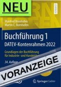 Bornhofen, Buchführung 1 DATEV-Kontenrahmen 2019