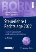 Bornhofen, Steuerlehre 1 Rechtslage 2019