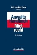 Lützenkirchen, Anwalts-Handbuch Mietrecht