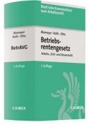 Blomeyer/Rolfs/Otto, Betriebsrentengesetz: BetrAVG
