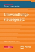 Böttcher/Habighorst/Schulte, Umwandlungssteuergesetz