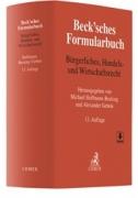 Becksches Formularbuch Bürgerliches, Handels- und Wirtschaftsrecht