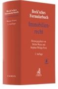Weise/Forst, Becksches Formularbuch Immobilienrecht