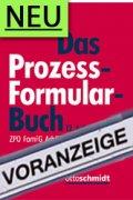 Vorwerk, Das Prozessformularbuch