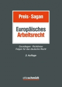 Preis/Sagan, Europäisches Arbeitsrecht