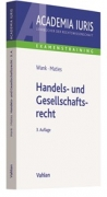Wank/Maties, Handels- und Gesellschaftsrecht
