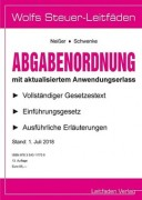 Neißer/Schwenke, Abgabenordnung