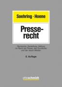 Soehring/Hoene, Presserecht