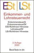 DTV, Einkommen- und Lohnsteuerrecht: ESt/LSt (2. Auflage. 2020)