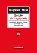 Langenfeld/Miras, GmbH-Vertragspraxis