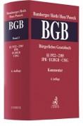 Bamberger/Roth/Hau/Poseck, Bürgerliches Gesetzbuch: BGB, Band 5: §§ 1922-2385 • IPR, EGBGB, CISG