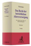 Uckermann/Fuhrmanns, Das Recht der betrieblichen Altersversorgung