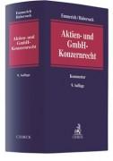 Emmerich/Habersack, Aktien- und GmbH-Konzernrecht