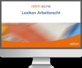 Rabe von Pappenheim, Lexikon Arbeitsrecht 2021 online