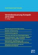 Dauber/Schneider, Vereinsbesteuerung Kompakt 2019/2020