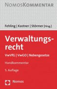Fehling/Kastner/Störmer, Verwaltungsrecht