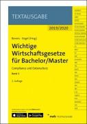 Berens/Engel, Wichtige Wirtschaftsgesetze für Bachelor/Master, Band 3