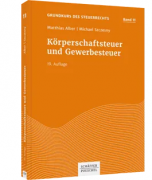 Zenthöfer/Alber, Körperschaftsteuer und Gewerbesteuer