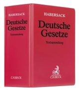 Schönfelder, Deutsche Gesetze
