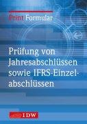 M1 Vollständigkeitserklärung Jahresabschluss und Lagebericht für die Prüfung von Jahresabschlüssen - CSR