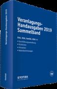 Veranlagungs-Handausgaben 2019 Sammelband