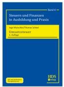 Mutschler/Scheel, Umsatzsteuer - Steuern und Finanzen in Ausbildung und Praxis, Band 4