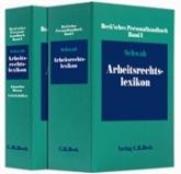Becksches Personalhandbuch Bd. I: Arbeitsrechtslexikon