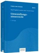 Klingebiel/Patt/Krause, Umwandlungssteuerrecht