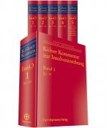 Hess, Kölner Kommentar zur Insolvenzordnung Bände 1-5