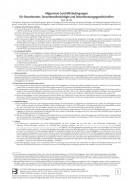 DWS, Allgemeine Geschäftsbedingungen für Steuerberater, Steuerbevollmächtigte und Steuerberatungsgesellschaften