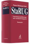 Pannen/Riedemann/Smid, Unternehmensstabilisierungs- und -restrukturierungsgesetz: StaRUG