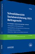 Geiken, Schnellübersicht Sozialversicherung 2021 Beitragsrecht