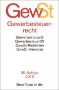 DTV, Gewerbesteuerrecht: GewSt (30. Auflage 2018)