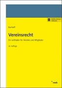 Burhoff, Vereinsrecht