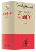 Baumbach/Hueck, Gesetz betreffend die Gesellschaften mit beschränkter Haftung: GmbHG