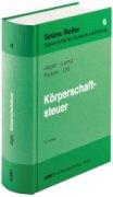 Jäger/Lang/Künze, Körperschaftsteuer