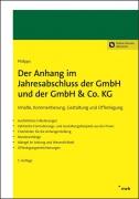 Philipps, Der Anhang im Jahresabschluss der GmbH und der GmbH & Co. KG