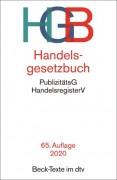 DTV, Handelsgesetzbuch: HGB (64. Auflage 2019)